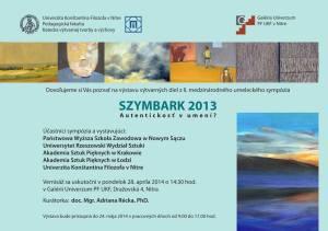 SZYMBARK 2013
